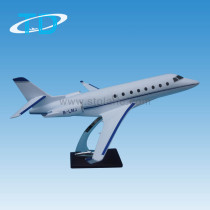 METROJET G200 Handicraft static model large plane toy