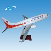 B737-800 1/80 47cm personal aircraft model