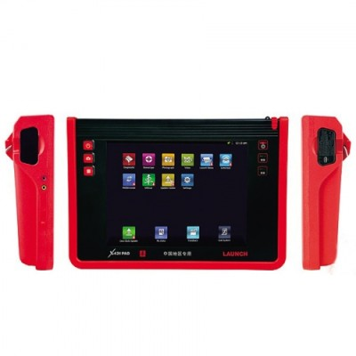 Launch X431 PAD 3G auto code scanner update via Internet x-431 pad