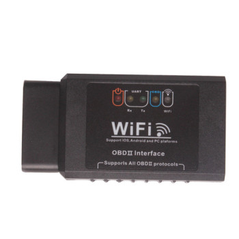ELM327 WIFI elm327 OBD2 EOBD Scan Tool support Android and Iphone and Ipad