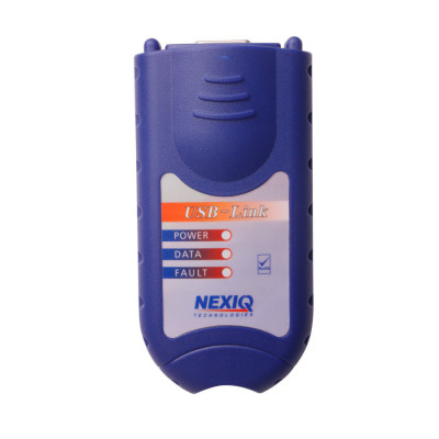 NEXIQ 125032 USB Link plus Software Detroit Diesel Truck Interface and Software with All Installers