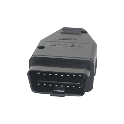 Universal OBD2 16 Pin Connector OBD 2 Diagnostic Tool