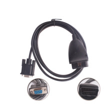 OBD2 16PIN TO DB9 RS232 Cable for Car Diagnostic Adapter Scanner