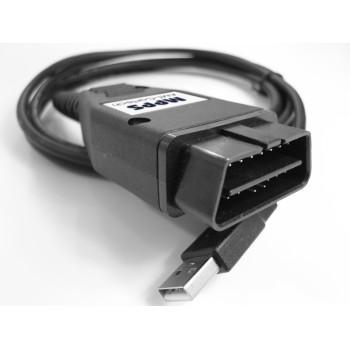 MPPS Chip Tuning ECU Remap OBD2 Professional Diagnostic Cable