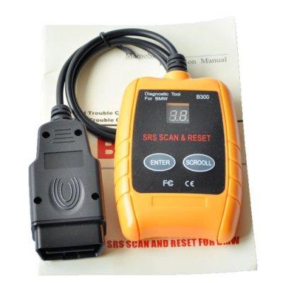 B300 BMW Airbag Scan Reset Tool B300 Car Fault Detector Scan Tool