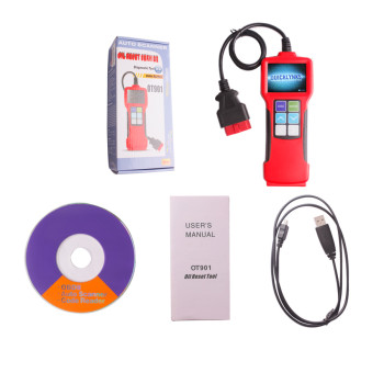 New Oil service light (reminder) reset tool OT901
