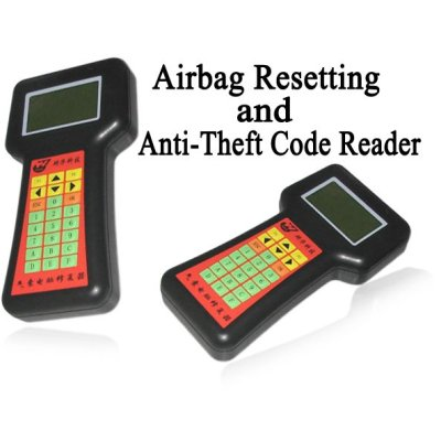 airbag resetting & anti theft code reader SI Airbag Resetting for VW