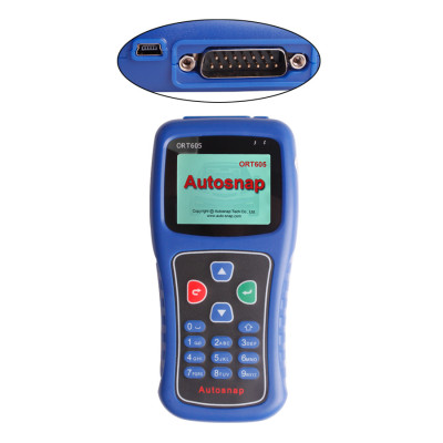 Autosnap ORT605 Oil Reset Tool code reader