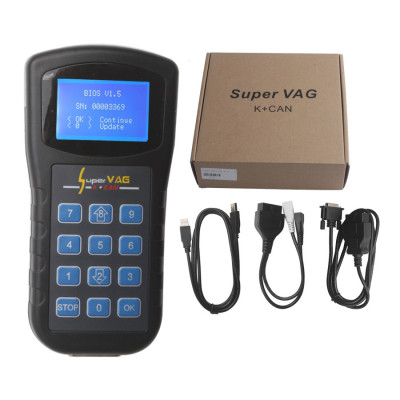 Super VAG K plus CAN V4.6