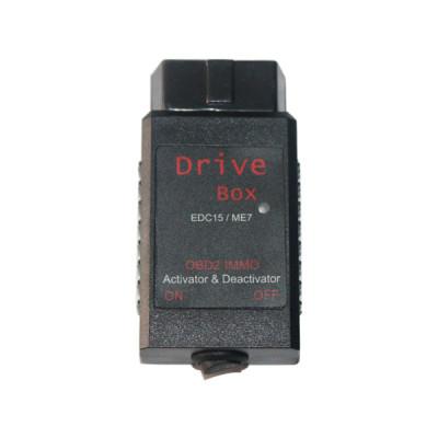 VAG Drive Box Bosch EDC15ME7 OBD2 IMMO Deactivator Activator