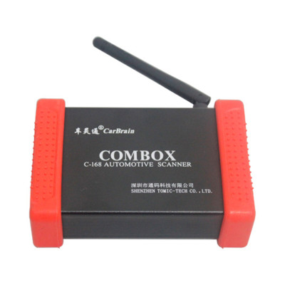 Carbrain C168 cambox obd2 scanner With WIFI