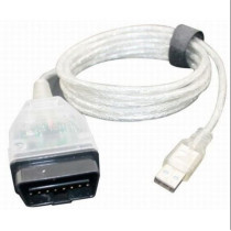 Mini VCI volvo usb interface obd2 scanner