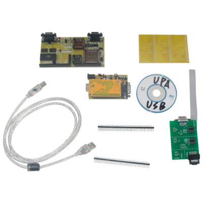 UPA USB 2014 serial Programmer with Full Adapters
