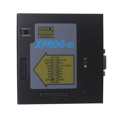Xprog-M ecu full adaptors programmer with Dongle
