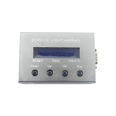 Service Light and Airbag Reset Tool Original 10 in 1