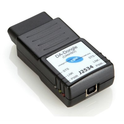 DA-Dongle J2534 (SAE J2534 Pass-Thru Interface) Jaguar and Land Rover