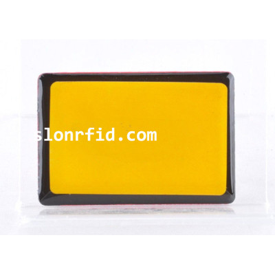 HF Glue Rfid Metal Tag 13.56MHz With Ntag 203 Chip