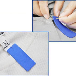 UHF Laundry management Tag, 860 ~ 960MHz RFID Clothing Tag