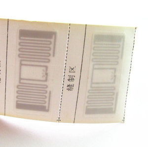 Woven Tag With OEM 860~960MHz RFID Clothing Tag