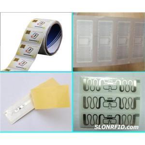 PVC LF RFID метки