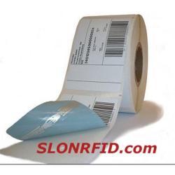 Бумага UHF RFID метки ST-570