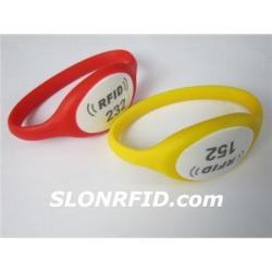 Silastic браслет UHF RFID-тегов ST-700
