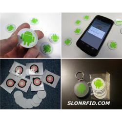 NFC Мобильная Метки