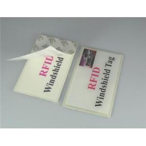 RFID tag pare-brise (W-1006)