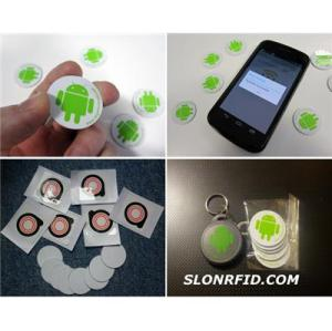 NFC mobile Balises