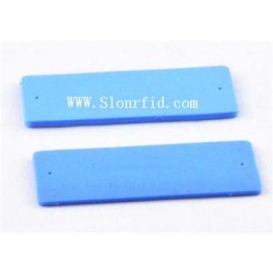 Silicone RFID intelligente blanchisserie Tag, 860 ~ 960MHz RFID Smart Tags