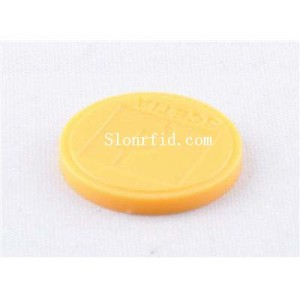 860 ~ 960MHz OEM Alien Tag Higgs-3 Chip Rfid balises ABS Coin