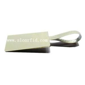 860 ~ 960MHz UHF autocollant de bijoux Tag (SR3013) RFID Smart Tags SR3013