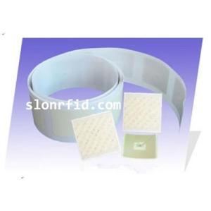 Wave - le matériau amortisseur 13,56 HF RFID papier métal Tag