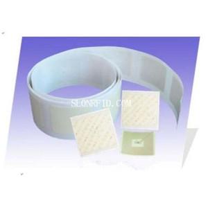 Wave - le matériau amortisseur 13,56 HF RFID papier métal Tag (SR3067)
