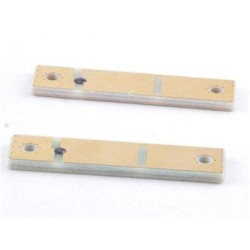 860 ~ 960MHz ALIEN Higgs 3 FR-4 de base RFID Tag métal