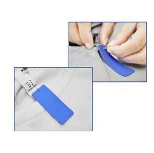 UHF blanchisserie Tag, 860 ~ 960MHz Vêtements RFID Tag