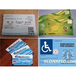 Billete RFID Papel ST-210