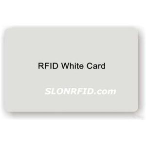 UHF RFID de tarjetas PVC ST-220