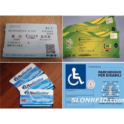 LF RFID Etiquetas de ST-240