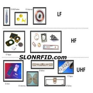 Tag-Alta Temperatura LF RFID ST-250