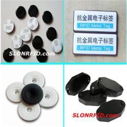Anti-Metal LF RFID Etiquetas ST-270
