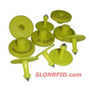 TPU Animal RFID Etiqueta ST-350