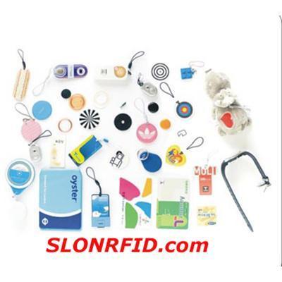 PVC Colgante HF RFID Etiquetas ST-460