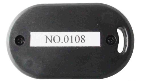 RFID long range vehicle electronic tags