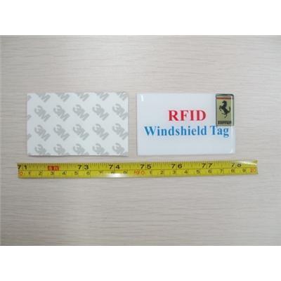 Las etiquetas RFID para el estacionamiento