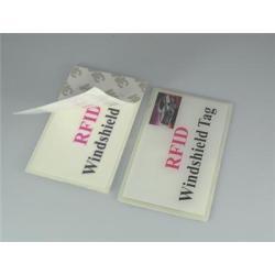 Parabrisas RFID etiquetas (W-1006)