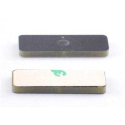 860 ~ 960MHz UHF RFID etiqueta, FR-4 Material Base UHF metal etiqueta