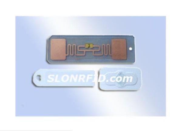 Tamper Etiqueta RFID Prueba