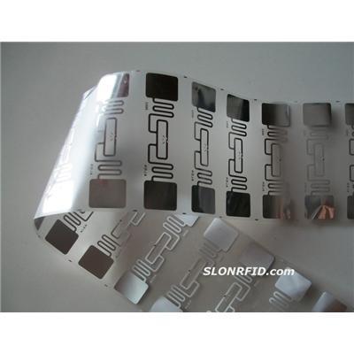 Glass UHF RFID de etiquetas