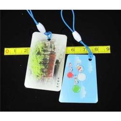 Tarjetas de admisión RFID